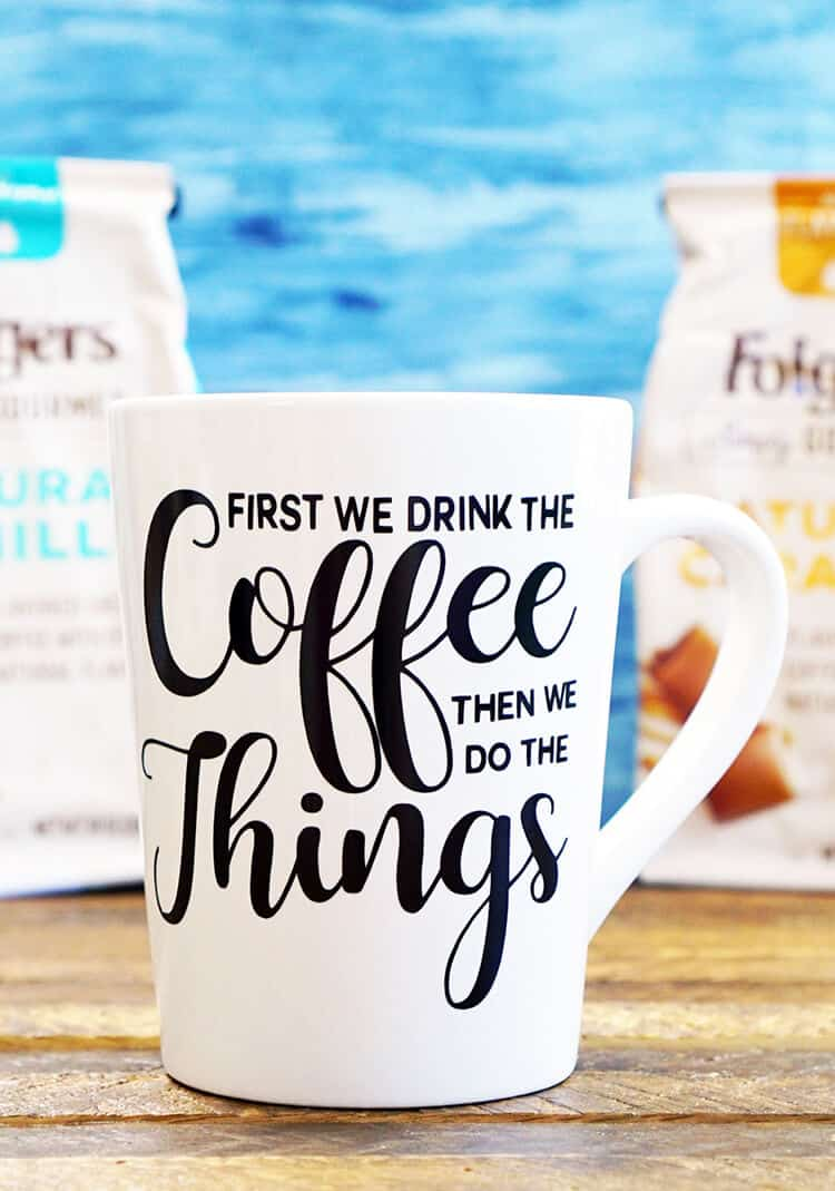 cricuit coffee mug