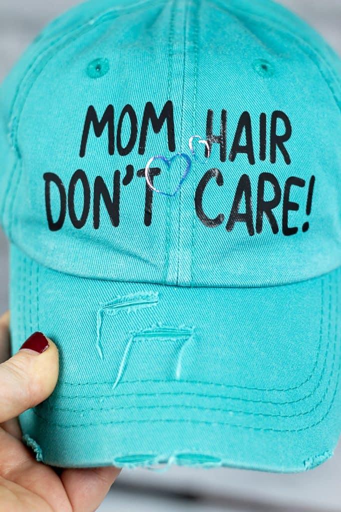 cricut hat