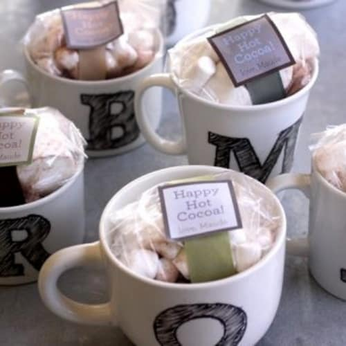 hot cocoa gift