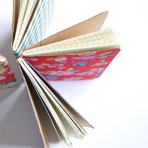 homemade journal