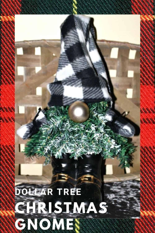 dollar tree gnome