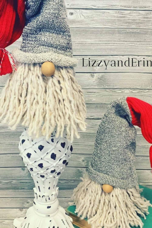 small mop head gnomes