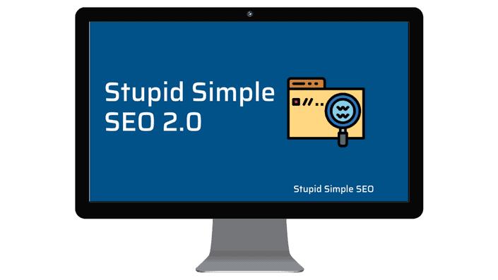 Stupid Simple SEO image